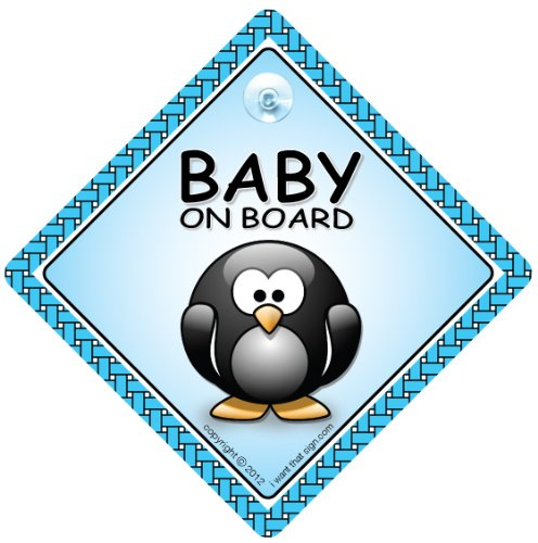 Baby On Board Baby Child Window Bumper Car Sign Decal Sticker VW T6 T4 T5