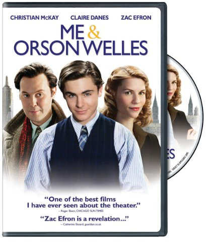 DVD : Me and Orson Welles (DVD)