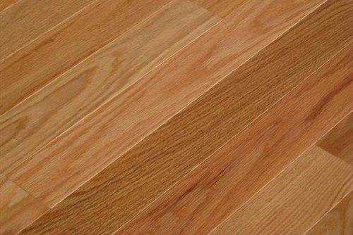Red Oak Natural Prefinished Solid Wood Hardwood Floor Flooring