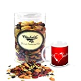 Chocholik Luxury Chocolates - Stylish Cocktail Treat With Love Mug
