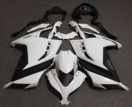 ZXMOTO Unpainted Fairing Kit for Kawasaki NINJA 300 (2013) (Kawasaki Ninja 300 Fairings compare prices)