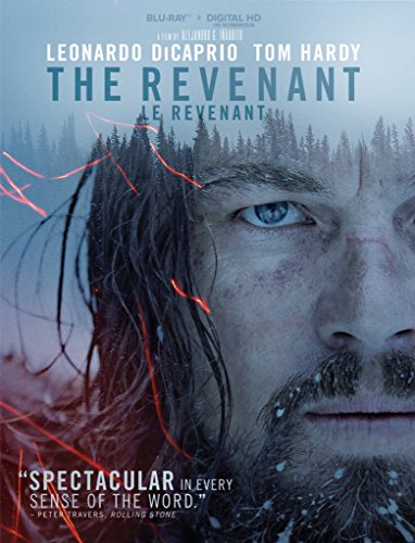 The Revenant [Blu-ray] (Bilingual)