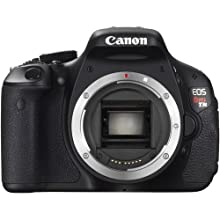 Canon EOS Rebel T3i 18 MP Digital SLR Camera Body Only