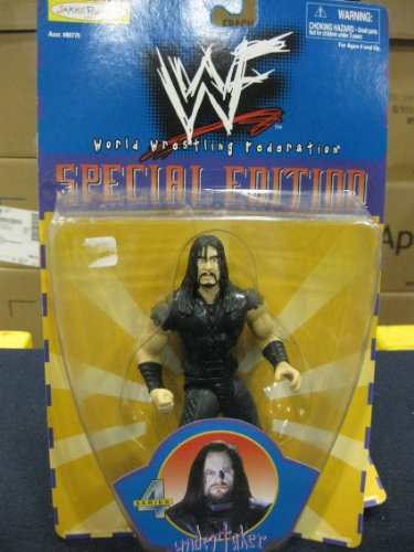 WWF Special Edition Series 4 Undertaker by Jakks Pacific 1998