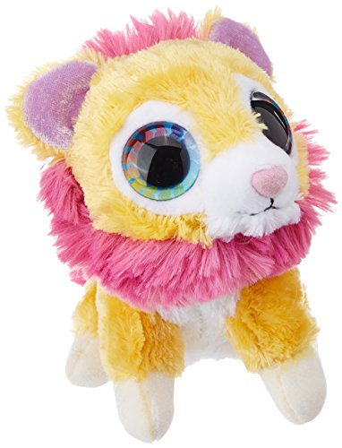 Wild Republic L'Il Sweet & Sassy Lion Shortcake Plush - 1