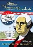 Disney's-The-American-Presidents-Revolution-and-the-New-Nation--Expansion-and-Reform-[Interactive-DVD]