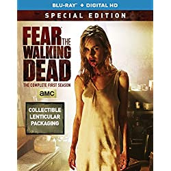 Fear the Walking Dead Season 1 on Blu-ray