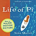 Life of Pi (       UNABRIDGED) by Yann Martel Narrated by Jeff Woodman
