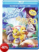 Zhu Zhu Pets - Alla Ricerca Di Zhu (Blu-Ray+Blu-Ray 3D+Dvd)