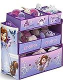 Sofia die Erste Regal Aufbewahrungsregal Kinderregal Spielzeugkiste Disney Sophia 84928
