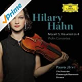Mozart: Violin Concerto No.5 In A, K.219 / Vieuxtemps: Violin Concerto No.4 In D Minor, Op.31 (Bonus Track Version)