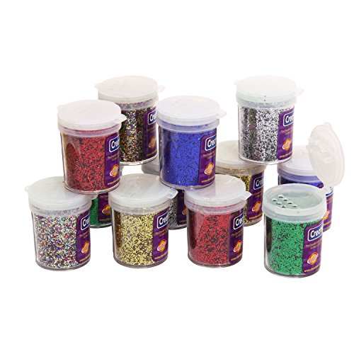 creativity-street-glitter-variety-pack-075-ounce-jars-12-pack-assorted-colors-ac8710