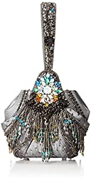 Mary Frances Moonlight Clutch, Multi, One Size