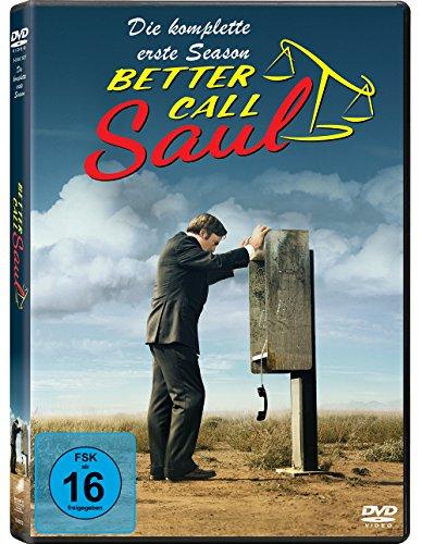 Better Call Saul - Die komplette erste Staffel [Alemania] [DVD]