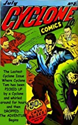 Comics From The Past Starting Cyclone Tom