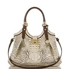 Elisa Hobo Bag<br>Fossil Tri-Texture