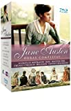 The Jane Austen BBC Collection : Pride and Prejudice / Sense and Sensibility / Mansfield Park / Northanger Abbey / Emma / Persuasion (Region B) (7 Blu Ray Disc)