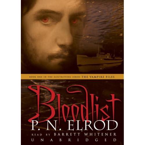 P.N. Elrod's Gentleman Vampire Series