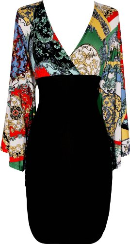 0cc03ed8fc6 1 Stanzino Women s Short Sleeve Plus Size Lace Dress BEIGE 3XL ...