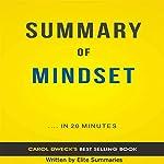 Mindset: by Carol Dweck | Summary & Analysis |  Elite Summaries