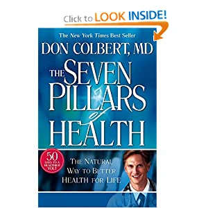 Click to buy Healthy Blood Pressure: The Seven Pillars of Health from Amazon!