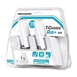 echange, troc T Charge Duo - compatible Wii motion plus