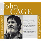 John Cage/ 3 Original Albums