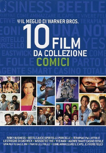 Il meglio di Warner Bros. - 10 film da collezione - Comici [10 DVDs] [IT Import]