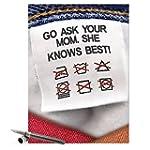 CAJ7318 Jumbo Funny Mother's Day Card...
