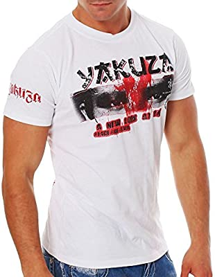Yakuza Herren T-Shirt TSB610 Face of Evil