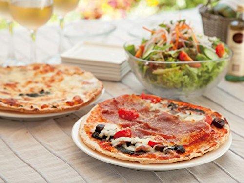 天然酵母・有機食材使用ピザ 「ローマ風ピッツァ3枚セット」