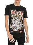 Ghost Town Arcade Claw T-Shirt 2XL