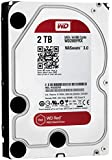 Western Digital Red - Disco duro interno de 2 TB , rojo