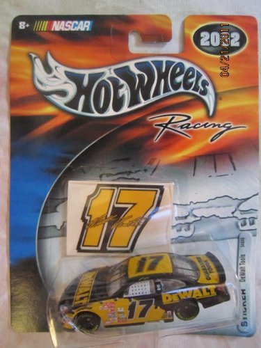 Hot Wheels Racing 2002 Sticker Dewalt Tools #17