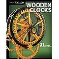 Wooden Clocks (Best of Scroll Saw Woodworking & Crafts Magazine)