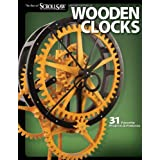 Wooden Clocks (Best of Scroll Saw Woodworking & Crafts Magazine)by Editors of Scroll Saw...