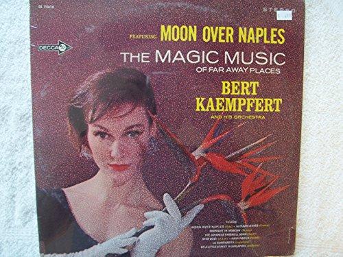 Bert Kaempfert - Bert Kaempfert: The Magic Music Of Far Away Places [vinyl Lp] [stereo] - Zortam Music
