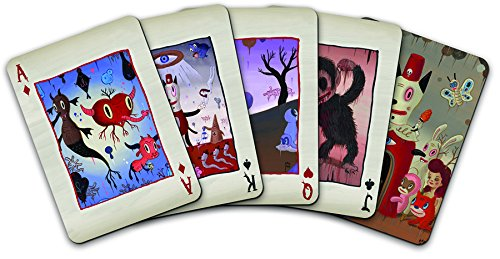 Dark Horse Deluxe Gary Baseman Playing Cards - 1