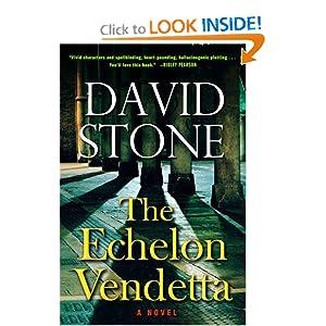 The Echelon Vendetta - David Stone