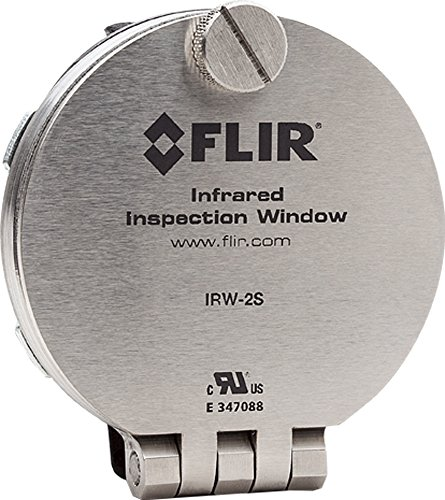 Flir Systems Irw-2S 2-Inch Steel Infrared Inspection Window