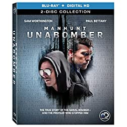 Manhunt: Unabomber [Blu-ray]