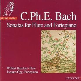Trio in Bes major, Wq 161/2: Allegro