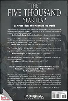 The Five Thousand Year Leap 28 Great Ideas That Changed border=