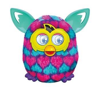 Furby Rosa und Blaue Herze – Boom – UK Import – kaufen