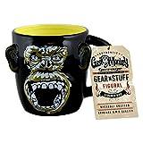 Gas Monkey Garage Sculpted Mug, 32 oz., Black