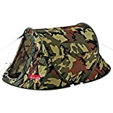 Regatta Camouflage 2 Man Pop Up Tent