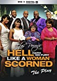 Tyler Perry's Hell Hath No Fury Like A Woman Scorned [DVD + Digital]
