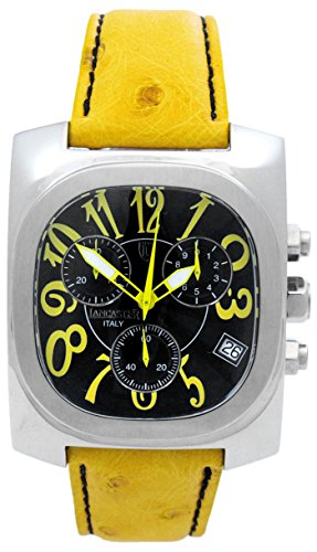 Lancaster eysse-reloj analógico de cuarzo de cuero 0287SGG