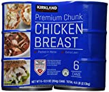 Premium Chunk Chicken Breast Packed in Water