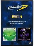 Meditations2Go Guided Audio Meditations CD Set 4